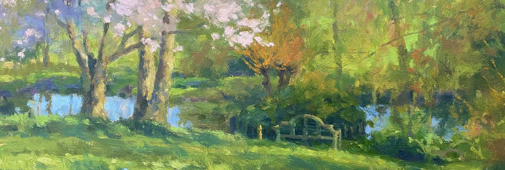 Pond in Spring3